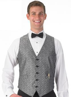 Men's Banquet Matrix Vest
