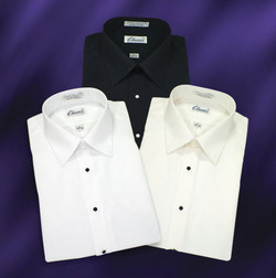 Men's Banquet Microfiber Dress Shirt (If opened may not be returned)