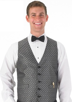 Men's Banquet Sticks 'n Stones Vest