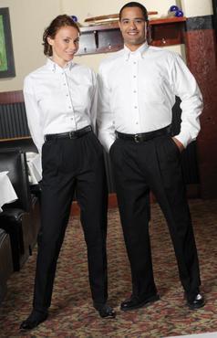 Men's Cotton Pleated Pant