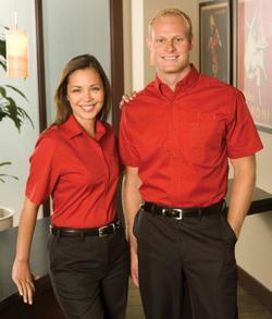 Men's Cotton Plus Twill Shirt