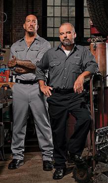 Men's Industrial Work Pant