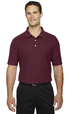 Men's Moisture Wicking Cotton Waitstaff Polo Shirt