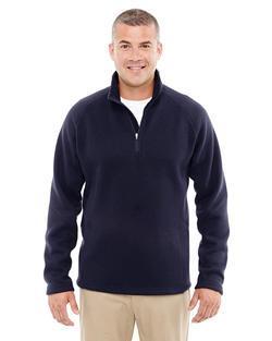 Men's Resort Hotel Half Zip Sweater Fleece Jacket