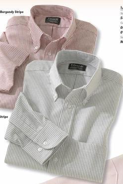 Men's Short Sleeve Oxford Shirt (Colors)