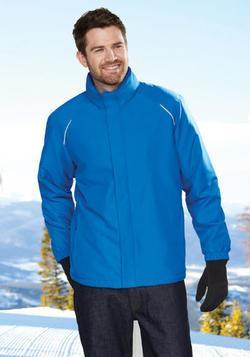 Men's Valet Insulated Hooded Jacket