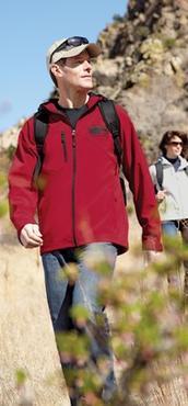 Men's Valet Soft-Shell Hooded Jacket