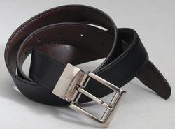 Server Reversible Leather Belt