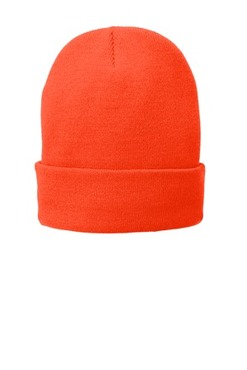 Valet Fleece Lined Knit Cap (Minimum order of 6)