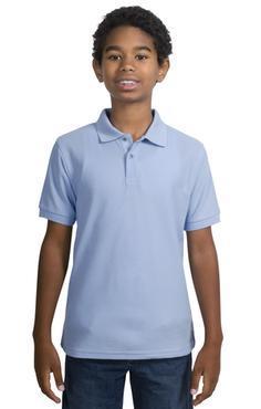 Youth Poly/Cotton Polo Shirts