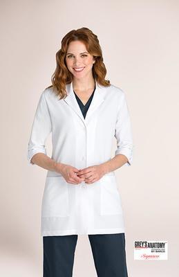 Women's Grey's Anatomy&#0153 Signature 2 Pocket 31 Inch Lab Coat