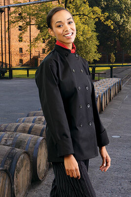 Ladies Chef Coats