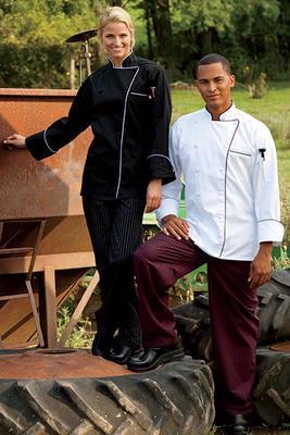 Murano Poly/Cotton Chef Coat