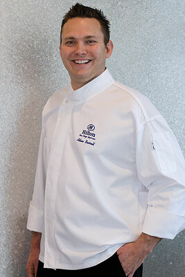Tours Cool Vent Executive Chef Coat