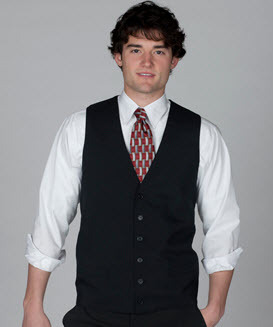 Men's Server Vests