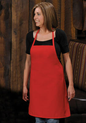 Medium No Pocket Bib Apron