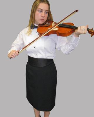 School Concert Orchestra Uniforms