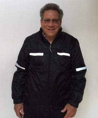 Valet Fleece Lined Reflective All Season Jacket