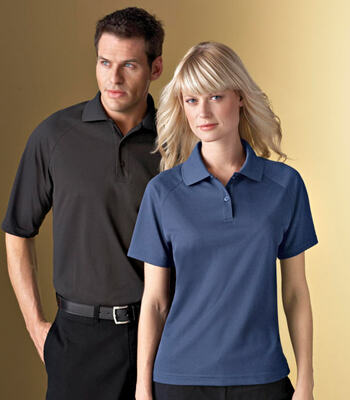 Ladies Extreme Performance Moisture Management Polo Shirt