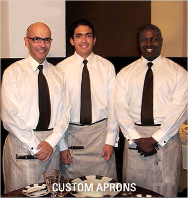 Custom Restaurant Aprons