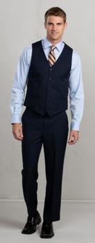 Men/'s  Washable Suit Vest 4525