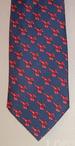 Restaurant Silk Lobster Tie