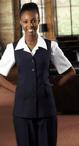 Ladies Hotel Tunic Vest