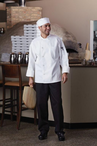 Economy Moisture Management Chef Coat