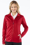 Ladies Moisture Wicking Performance Tek Resort Hotel Jacket