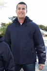 Men's Doorman-Valet Hooded Insulated Jacket