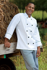 Poly-Cotton Chef Coats