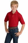 Youth Cotton Polo Shirts