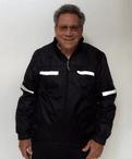 Valet Fleece Lined Reflective All Season Jacket