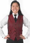 Ladies Banquet Matrix Vest