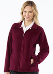 Ladies Mid Weight Microfleece Resort Hotel Jacket