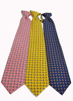Waiter Pine Paisley Zipper Tie