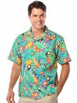 Unisex Server Tucan Camp Shirt