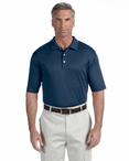 Men's Moisture Wicking Poly Pima Cotton Waiter Polo Shirt
