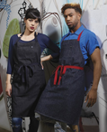 Averill's Denim Cotton Restaurant Aprons