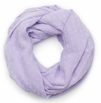 Hotel Front Desk Dot Infinity Scarf