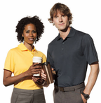 Ladies Super Value Extreme Performance Restaurant Polo Shirt