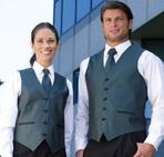 Men's Sierra Woven Jacquard Vest