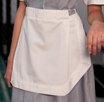 Ladies Housekeeping Tea Apron (Does NOT include apron strings)