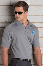 Men's Extreme Fitted Restaurant Polo Shirt