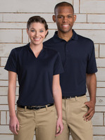 Ladies Cafe Moisture Management Snag Resistant Polo Shirt