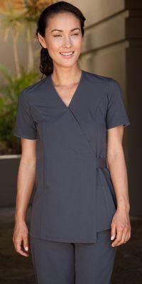 Spa salon professional uniforms sharper uniforms for Spa uniform female
