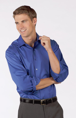 Men's Stretch Restaurant Shirt