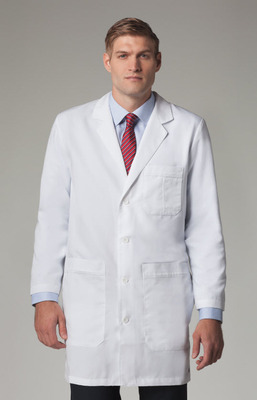 Men's Grey's Anatomy&#0153 6 Pocket 37 Inch Lab Coat