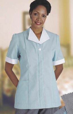 Hotel Uniforms for Front Desk, Bellman, Servers & More