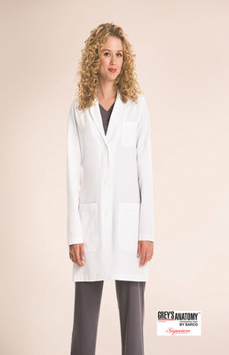 Women's Grey's Anatomy&#0153 Signature 3 Pocket 32 Inch Lab Coat